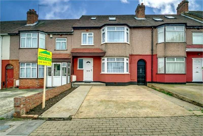 4 Bedrooms Terraced House for sale in Randall Avenue, London