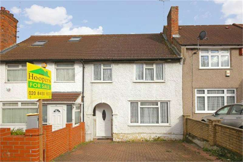 3 Bedrooms Terraced House for sale in Brook Road, London