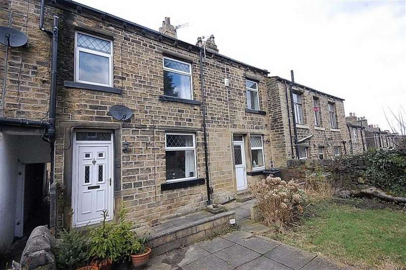 2 Bedrooms Terraced House for sale in Blackmoorfoot Road, Crosland Moor, Huddersfield, HD4