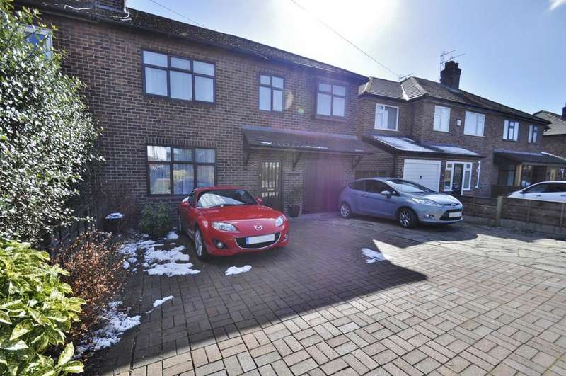 4 Bedrooms Semi Detached House for sale in Ramillies Avenue, Cheadle Hulme,