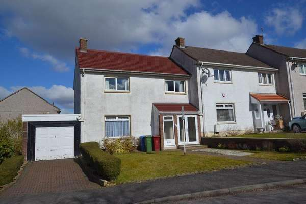 3 Bedrooms End Of Terrace House for sale in 148 Falkland Drive, West Mains, East Kilbride, G74 1EN
