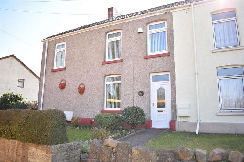 4 Bedrooms End Of Terrace House for sale in Bonymaen Road, Bonymaen, Swansea