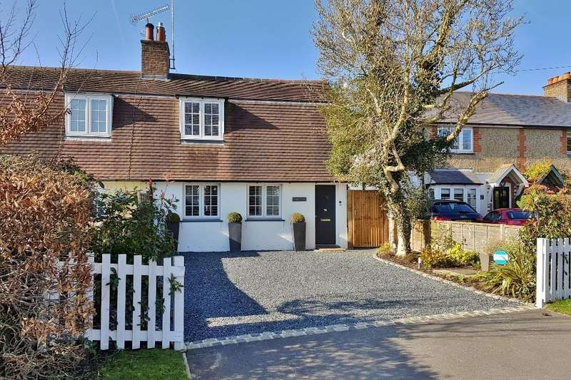3 Bedrooms Cottage House for sale in Stoke D'Abernon, Cobham