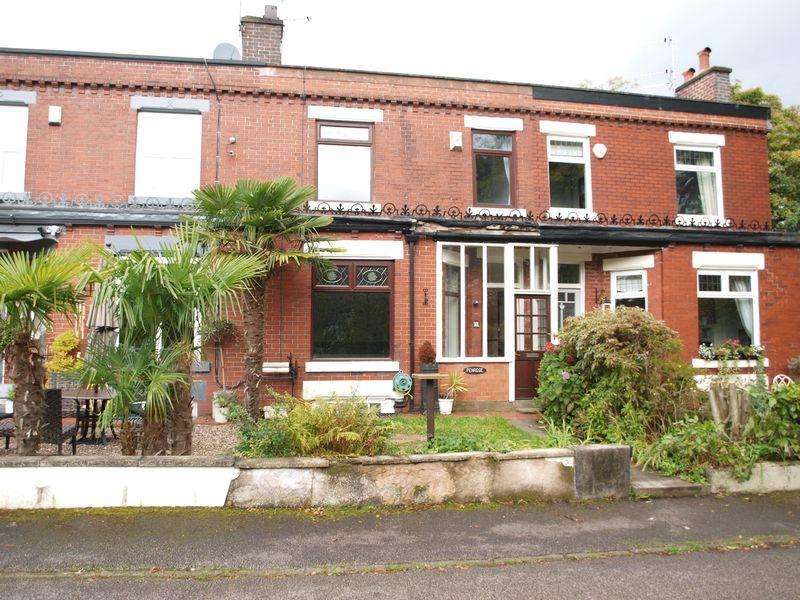 4 Bedrooms Terraced House for sale in Palatine Avenue, Norden, Rochdale, OL11 5YP