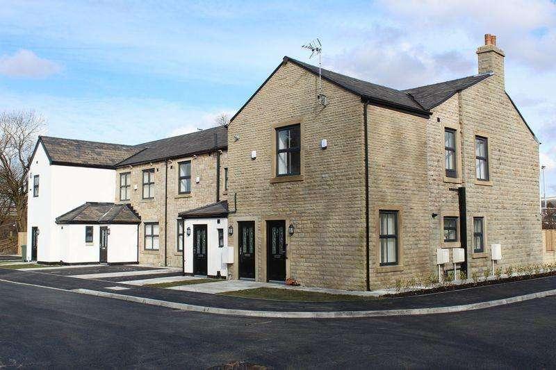 2 Bedrooms Terraced House for sale in The Ladybarn, Ladybarn Lane, Milnrow, Rochdale, OL16 4HF