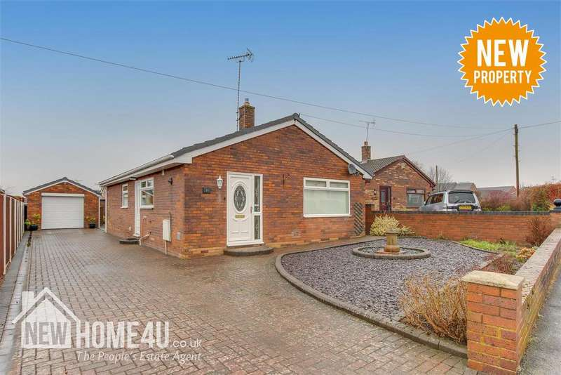 3 Bedrooms Detached Bungalow for sale in St. Mellors Road, Buckley