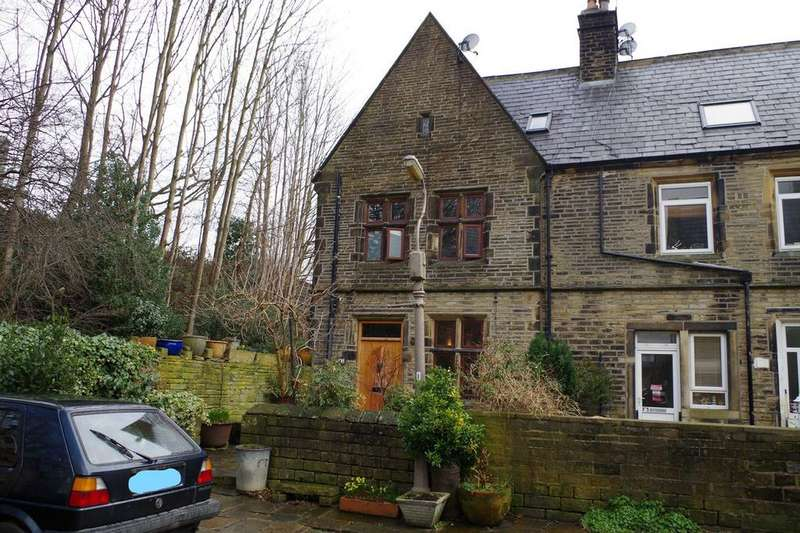 2 Bedrooms Cottage House for sale in St Stephens Terrace , Copley Village, Halifax HX3
