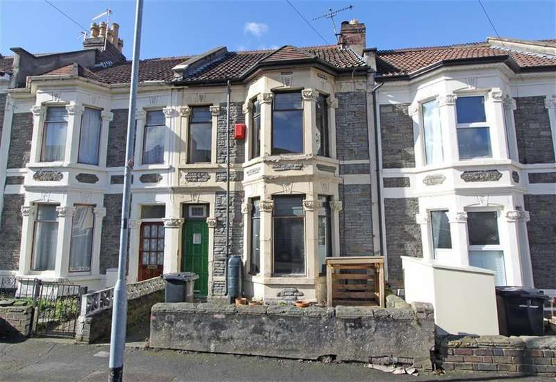 2 Bedrooms Terraced House for sale in Cromer Road, Greenbank, Bristol