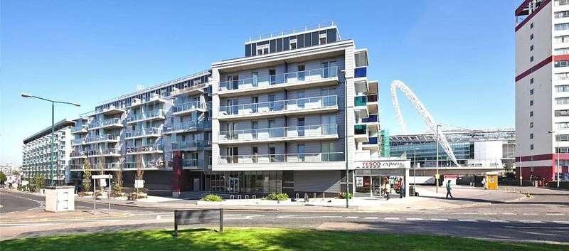1 Bedroom Apartment Flat for sale in Quadrant Court, Empire Way, Wembley, HA9