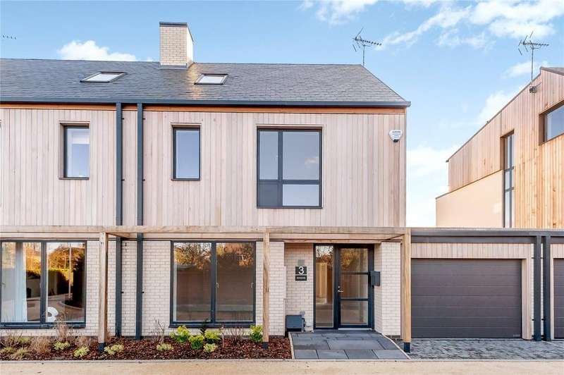4 Bedrooms House for sale in Glebe Close, Glebe Road, Cambridge