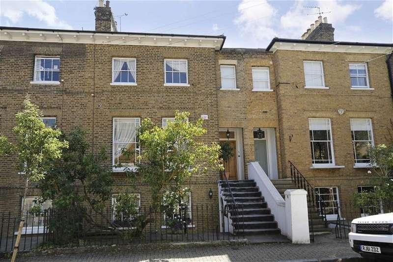 5 Bedrooms Terraced House for sale in Spencer Walk, Putney, SW15