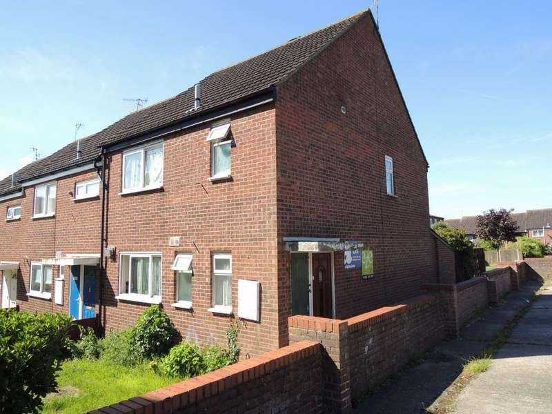 6 Bedrooms End Of Terrace House for rent in Stanley Wooster Way, COLCHESTER, Essex