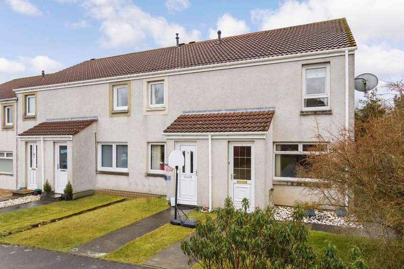 2 Bedrooms End Of Terrace House for sale in 17 Laverock Drive, Penicuik, Midlothian, EH26 0JL