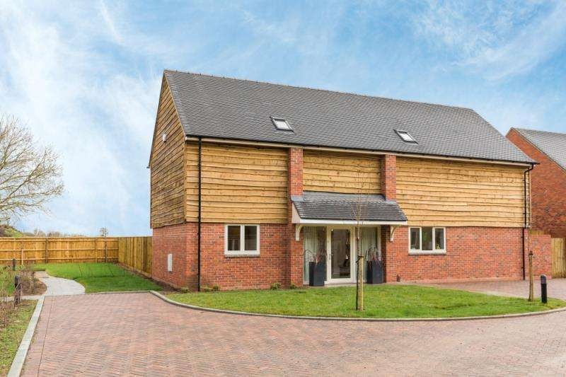 3 Bedrooms Detached House for sale in Barn 2, Bow Farm, Stanford in the Vale, Faringdon