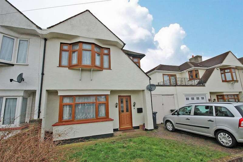 3 Bedrooms Semi Detached House for sale in Lancaster Avenue, Bedford
