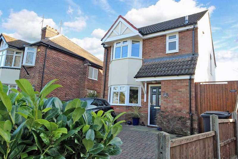3 Bedrooms Detached House for sale in Durler Avenue, Kempston