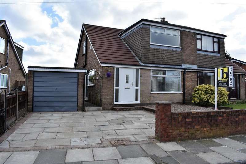 3 Bedrooms Semi Detached House for sale in Woolacombe Avenue, Sutton Leach, St. Helens