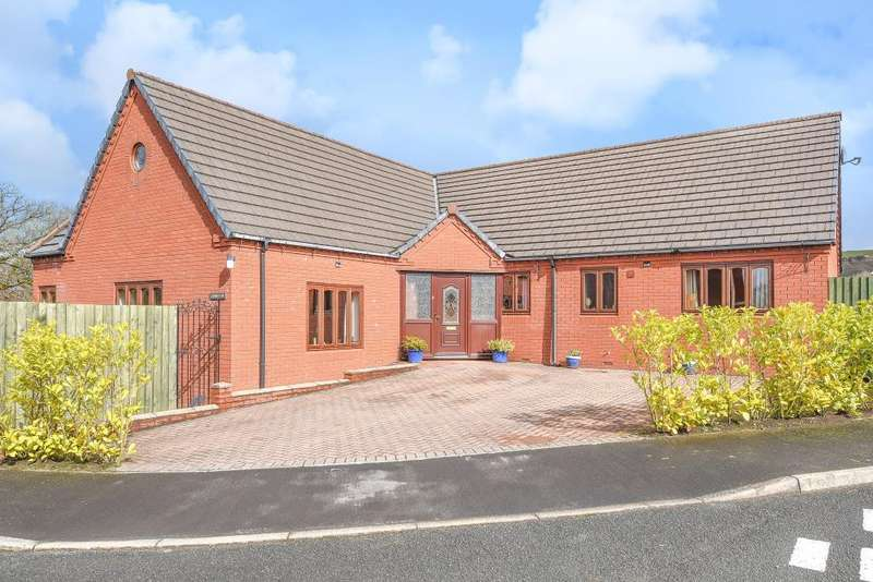 4 Bedrooms Detached House for sale in Meadow Rise, Llandrindod Wells, LD1