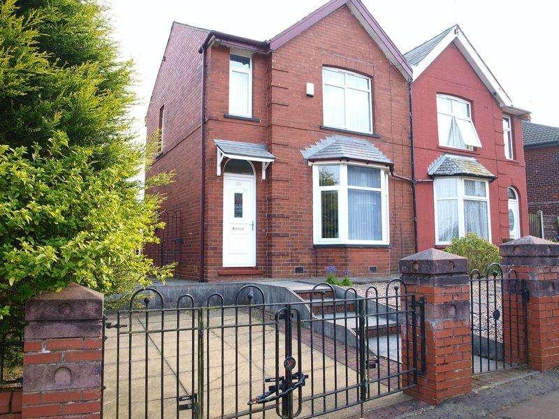3 Bedrooms Semi Detached House for sale in Daniel Fold, Rochdale, OL12 7JU