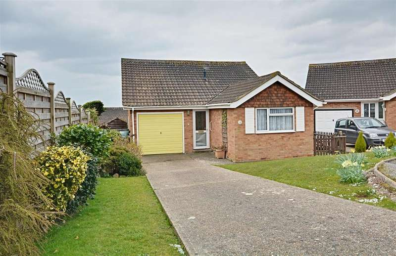 2 Bedrooms Detached Bungalow for sale in Saxon Rise, Bexhill-On-Sea