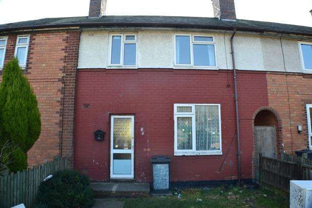 3 Bedrooms Terraced House for sale in Hockley Farm Road, Braunstone, Leicester, LE3