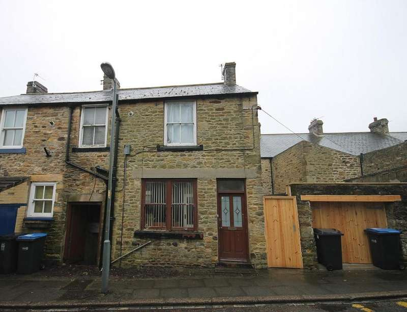 2 Bedrooms Cottage House for sale in Rectory Lane, Wolsingham, Bishop Auckland