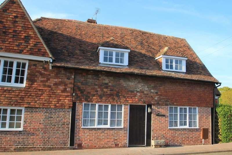 3 Bedrooms Semi Detached House for sale in The Street, Sissinghurst, Kent, TN17 2JE