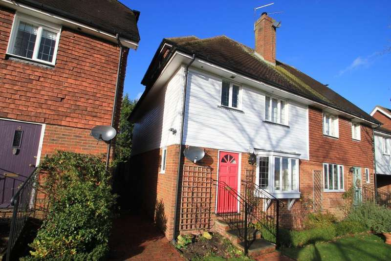 4 Bedrooms Semi Detached House for sale in Rammell Mews, Cranbrook, Kent, TN17 3BQ