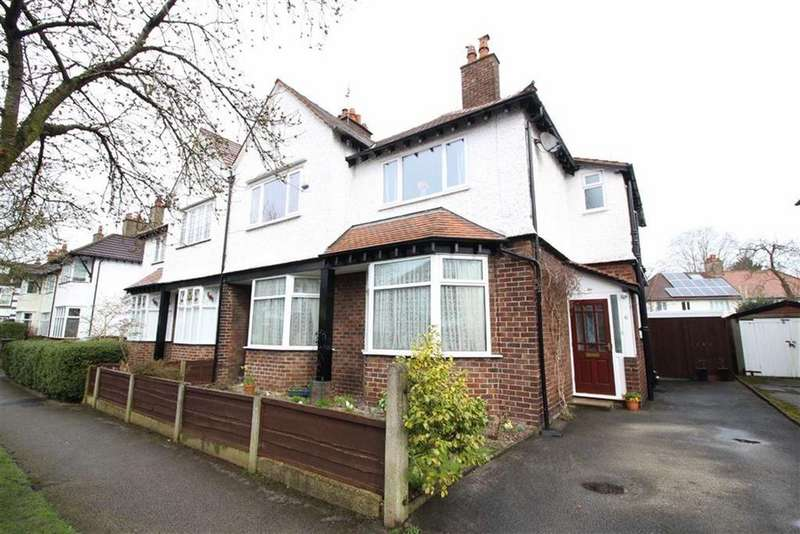 4 Bedrooms Semi Detached House for sale in West Meade, Chorltonville