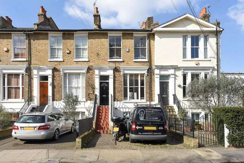 3 Bedrooms Terraced House for sale in Chancellors Road, Hammersmith