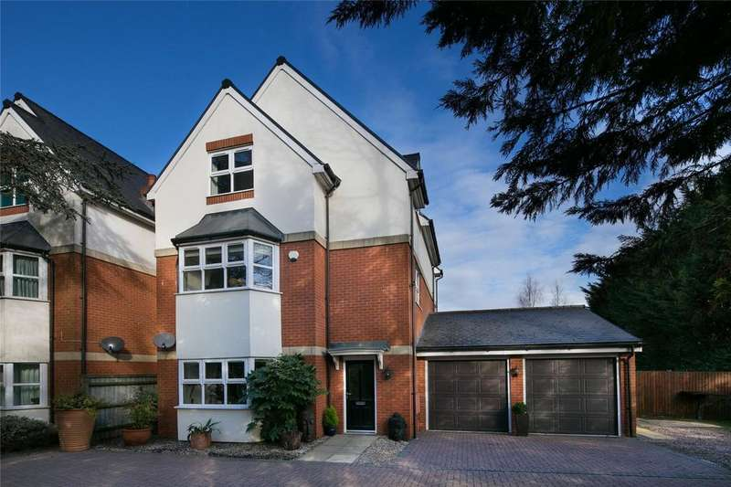 4 Bedrooms Detached House for sale in Summers Place, Sunderland Avenue, Oxford, OX2