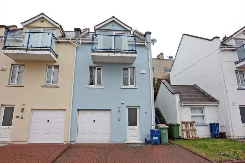 2 Bedrooms End Of Terrace House for sale in Hen Gei Llechi, Y Felinheli, North Wales