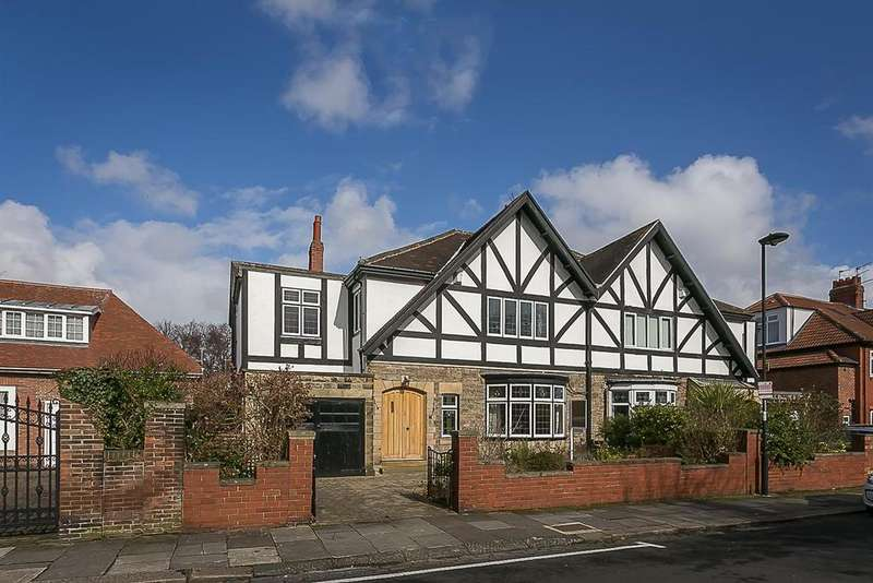 5 Bedrooms Semi Detached House for sale in Mitchell Avenue, Jesmond, Newcastle upon Tyne