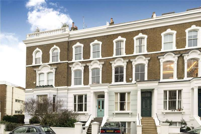 2 Bedrooms Flat for sale in Blenheim Crescent, London