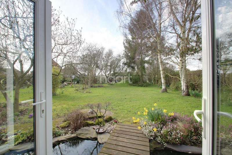3 Bedrooms Semi Detached House for sale in Chalk Rd, Walpole St Peter