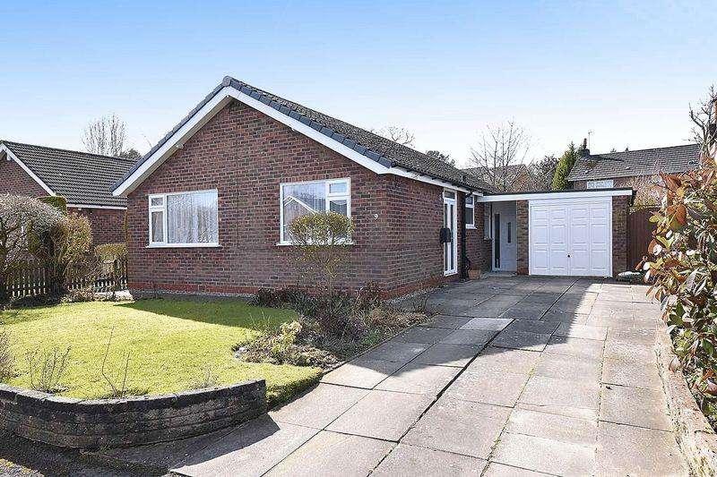 3 Bedrooms Bungalow for sale in Chapel Road, Ollerton