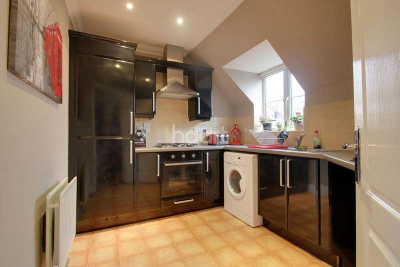 2 Bedrooms Flat for sale in Beaverbrook Mews, Maidstone, Kent, ME16
