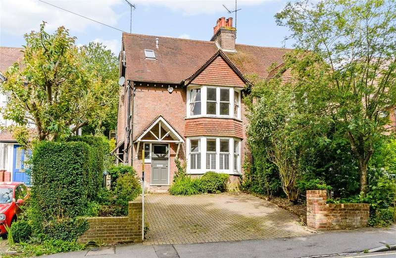 4 Bedrooms Semi Detached House for sale in Station Road, Amersham, Buckinghamshire, HP7