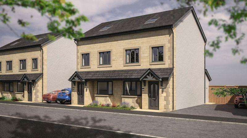 3 Bedrooms Semi Detached House for sale in 51 Greensnook Lane, Bacup, OL13 9DQ