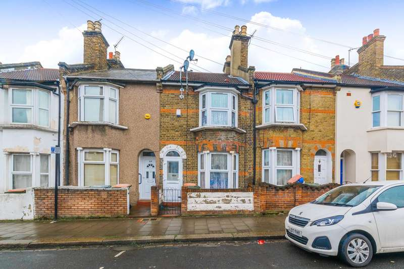 3 Bedrooms House for sale in Herbert Street, Plaistow, E13