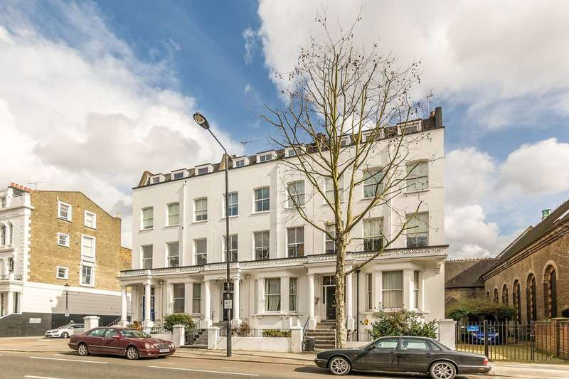 2 Bedrooms Flat for sale in Ladbroke Grove, North Kensington, W10