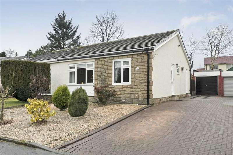 2 Bedrooms Bungalow for sale in Pitcairn Crescent, Hairmyres, EAST KILBRIDE