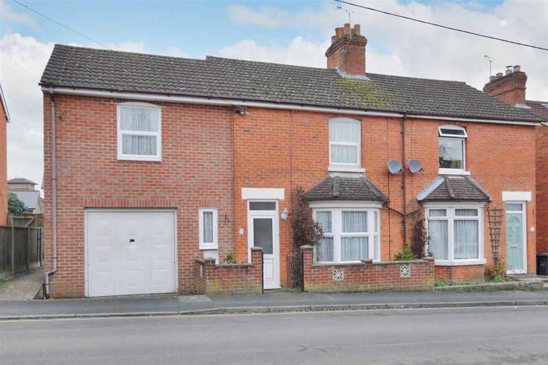 4 Bedrooms Semi Detached House for sale in Four bedroom family home situated conveniently for access to town centre