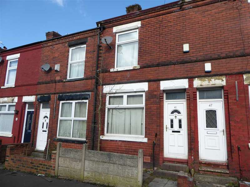 2 Bedrooms Terraced House for sale in Silton Street, Moston, Manchester