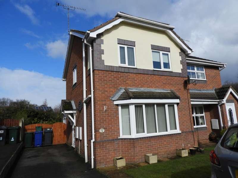 3 Bedrooms Semi Detached House for sale in Oak Court, Doncaster, DN5