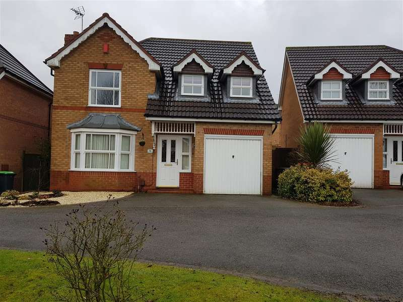 4 Bedrooms Property for sale in Castlewood Grove, Sutton-In-Ashfield