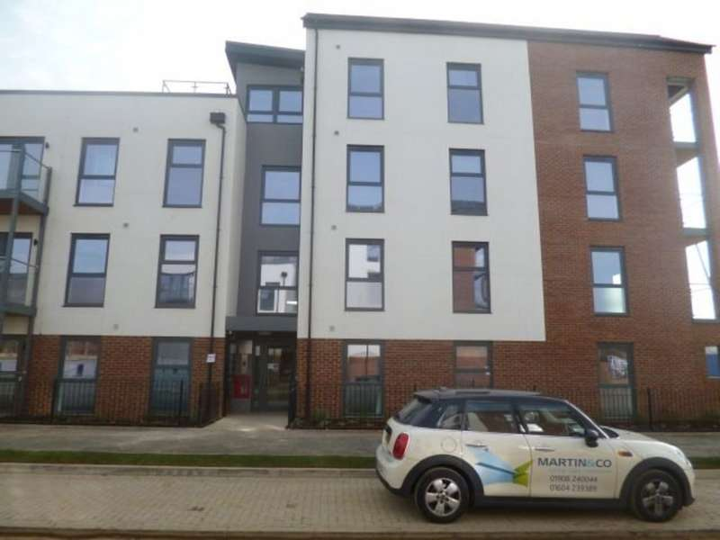 2 Bedrooms Apartment Flat for rent in Oakgrove Village MK10