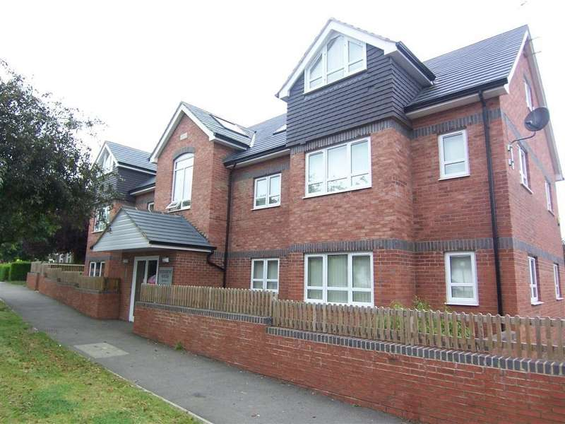 2 Bedrooms Apartment Flat for rent in Rodgment House, 293 Whaddon Way MK3