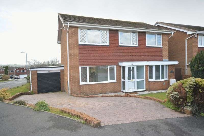 4 Bedrooms Property for sale in The Willows, Bridgend