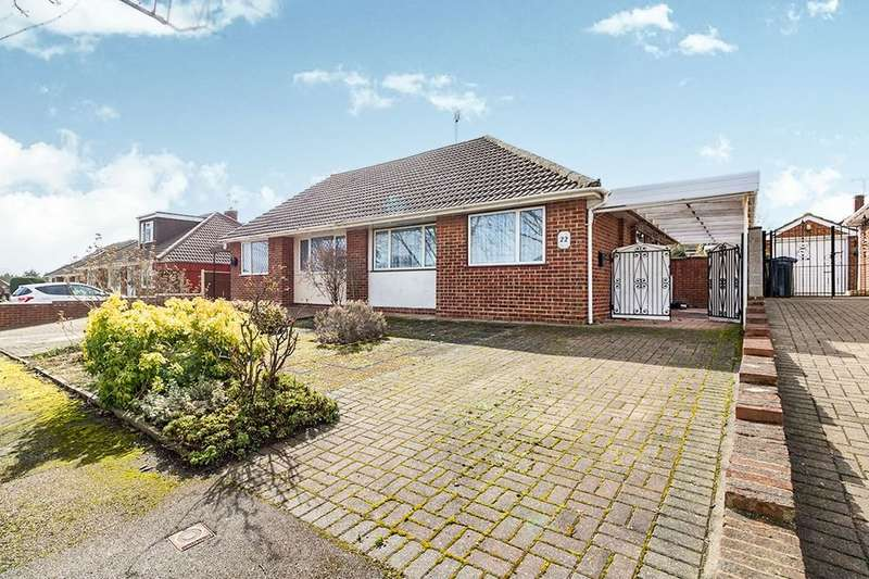 2 Bedrooms Semi Detached Bungalow for sale in Anerley Close, Maidstone, ME16